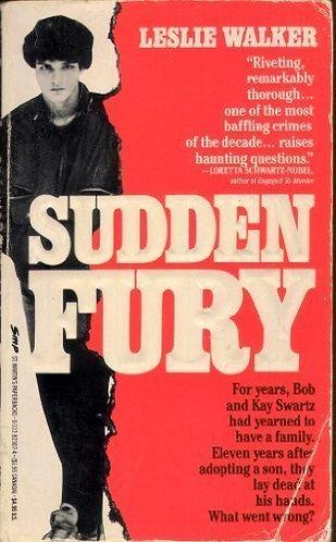 Sudden Fury by Walker L