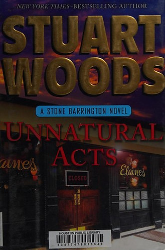 Unnatural Acts by Woods Stuart