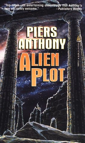 Alien Plot by Anthony Piers