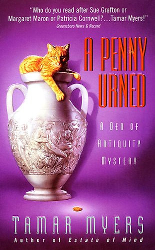 A Penny Urned by Myers Tamar