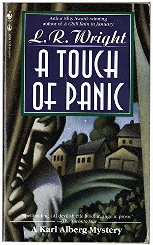 A Touch Of Panic by Wright L.R.