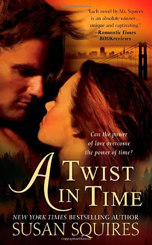 Squires Susan - A Twist In Time