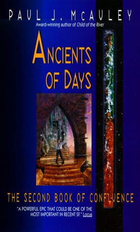Ancients of Days by Mcauley P