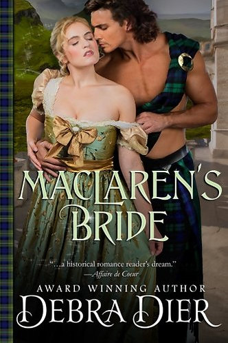 Maclaren's Bride by Dier Debra
