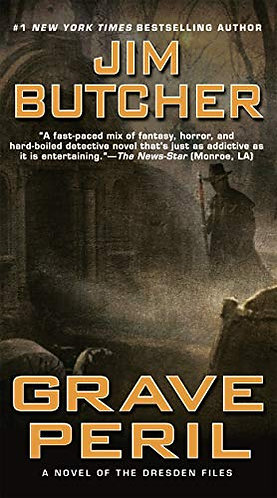 Grave Peril by Butcher Jim