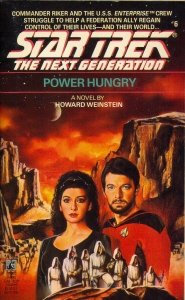 Star Trek Ng #6 Power Hungry by Weinstein H