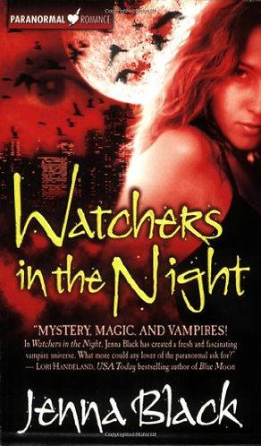 Black Jenna - Watchers in the Night