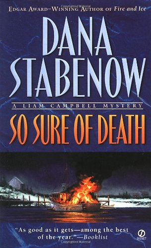 So Sure Of Death by Stabenow D