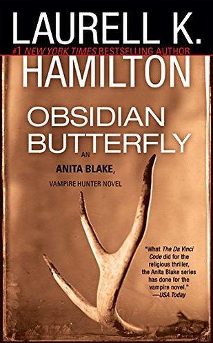 Obsidian Butterfly by Hamilton Laurell K.