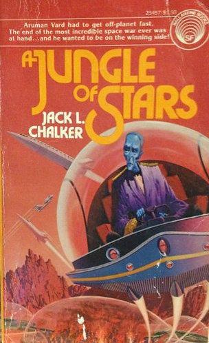 A Jungle Of Stars by Chalker Jack L.