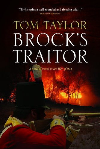 BROCK'S TRAITOR by Taylor Tom