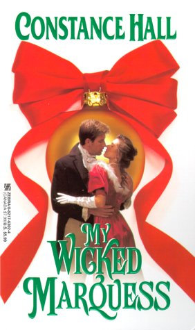 My Wicked Marquess by Hall Connie