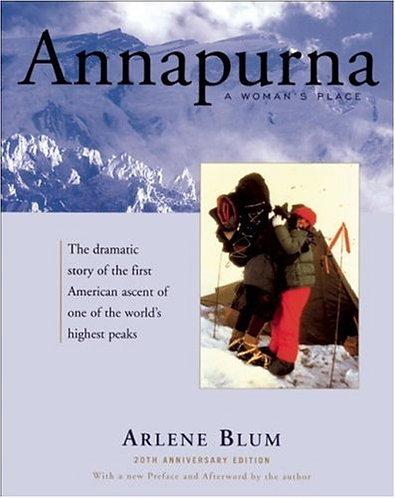 Annapurna by Blum Arlene