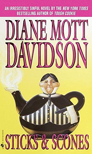 Sticks & Scones by Davidson Diane Mott