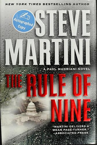 The Rule Of Nine by Martini Steve