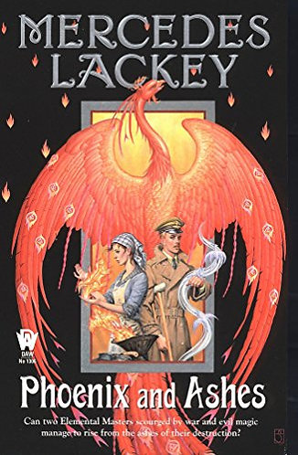 Phoenix and Ashes by Lackey Mercedes