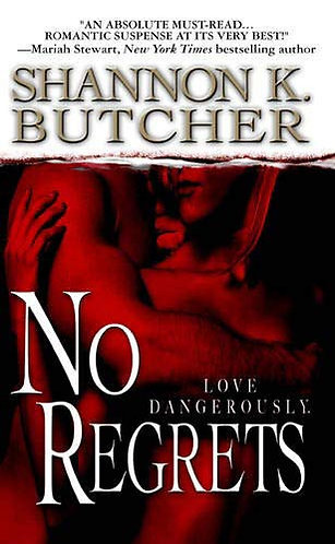 No Regrets by Butcher Shannon K.