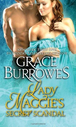 Burrowes Grace - Lady Maggie's Secret Scandal