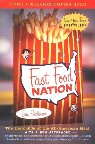 Fast Food Nation by Schlosser Eric