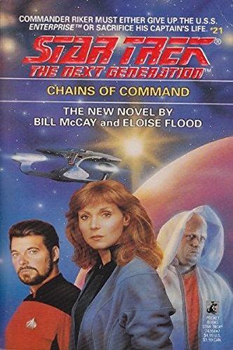 Star Trek Next Gen-chains Of C by Mccay Bill