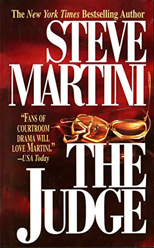 The Judge by Martini Steve