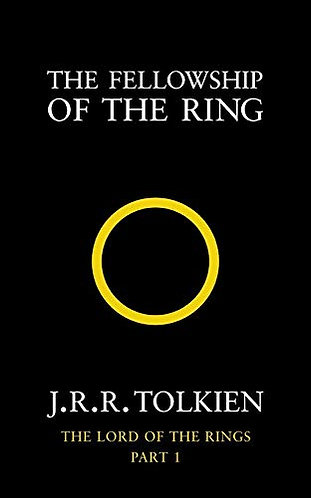 The Fellowship Of The Ring by Tolkien J.R.R.