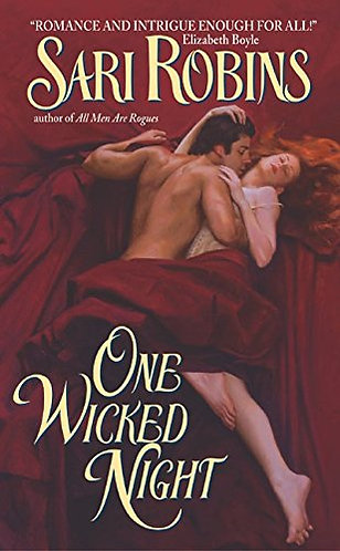 One Wicked Night by Robins Sari