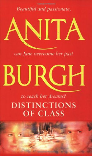 Distinctions Of Class by Burgh Anita