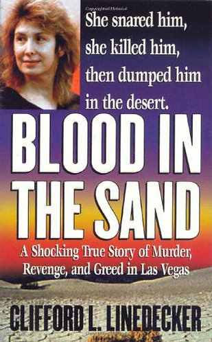 Blood In The Sand by Linedecker C