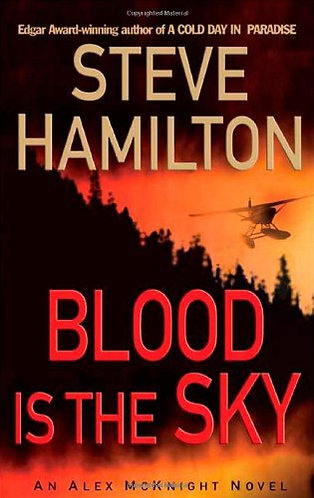 Blood in the Sky by Hamilton Steve