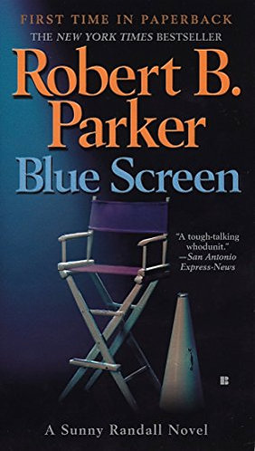 Blue Screen by Parker Robert B.