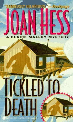 Tickled To Death by Hess Joan