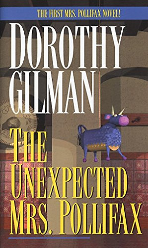 The Unexpected Mrs.pollifax by Gilman D