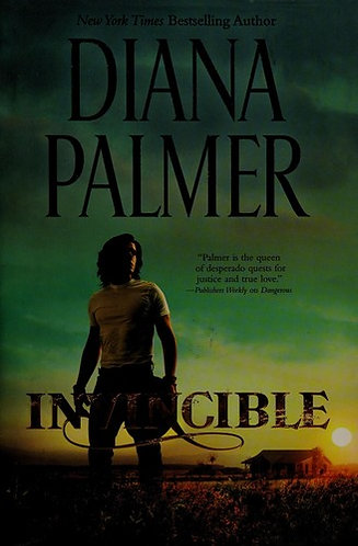Invincible by Palmer Diana