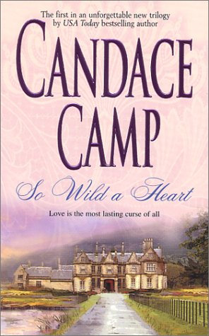 Camp Candace - So Wild A Heart