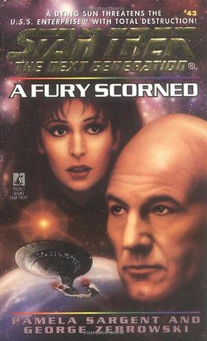 Star Trek The Next Generation #43 by Sargent Pamela