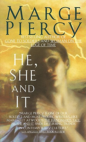 He She And It by Piercy Marge