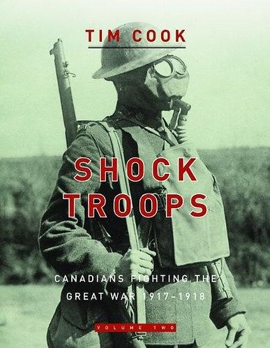 Sshock Troops V.2 by Cook Tom
