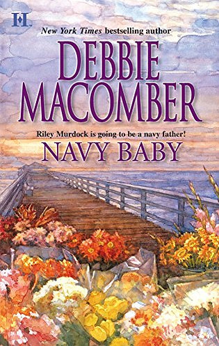 Navy Baby by Macomber Debbie