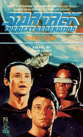Star Trek Ng Ghost Ship by Carey Diane
