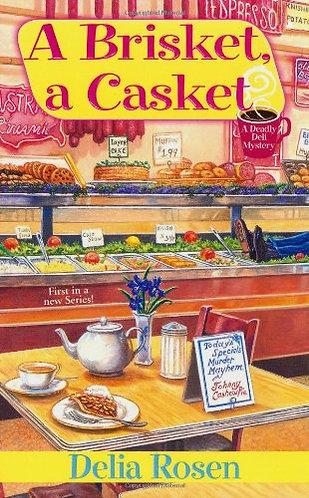 A Brisket  a Casket by Rosen Delia
