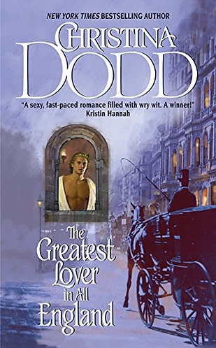 The Greatest Lover In All Engl by Dodd Christina