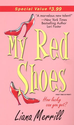 My Red Shoes by Merrill Liana