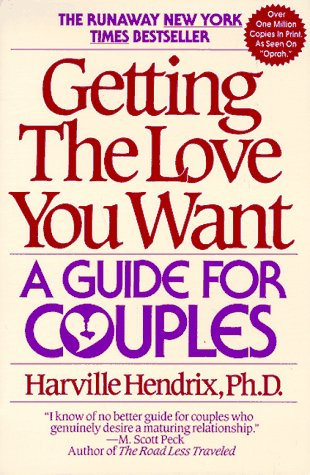 Getting The Love You Want by Hendrix Harv