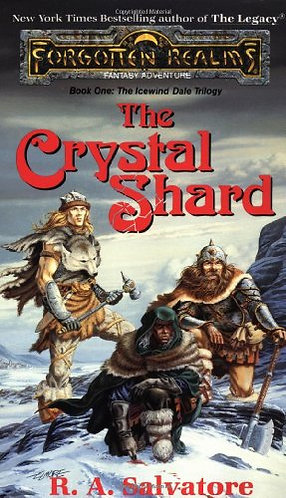 The Crystal Shard by Salvatore R.A.