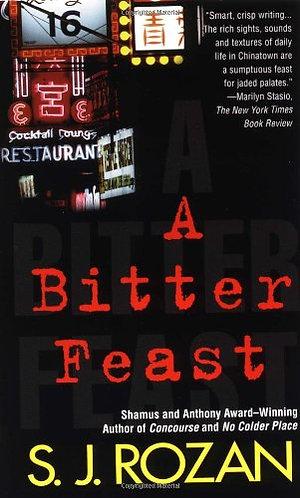A Bitter Feast by Rozan Sj
