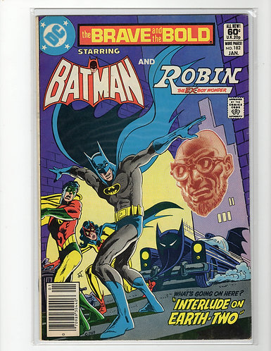 Brave and the Bold #182 - NM- - 1st Batwoman of Earth-Two