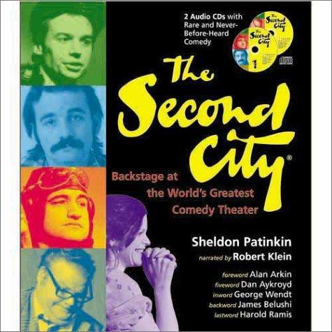 The Second City by Patinkin Sheldon