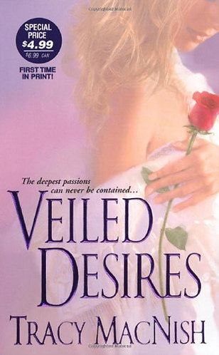 Veiled Desires by MacNish Tracy