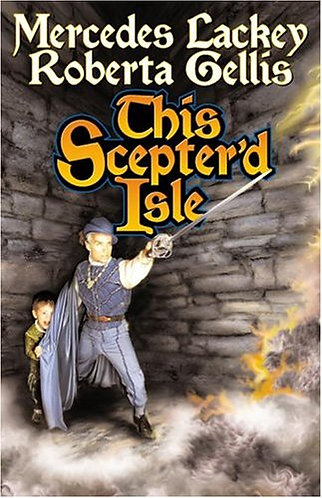 This Scepter'd Isle by Lackey Mercedes